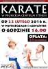 Karate w Prusickim Centrum Fitness